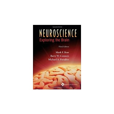 Neuroscience: Exploring the Brain, 3rd Edition, New Book (9780781760034)