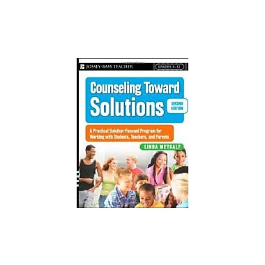 Counseling Toward Solutions, Used (9780787998066)