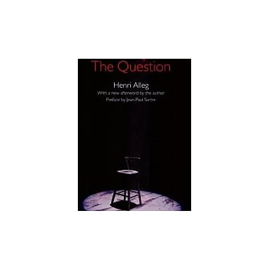 The Question, New Book (9780803259607)