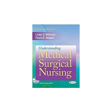 Understanding Medical Surgical Nursing, 4th Edition, Used Book (9780803622197)