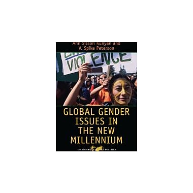 Global Gender Issues in the New Millennium (Dilemmas in World Politics), Used Book, (813349168)