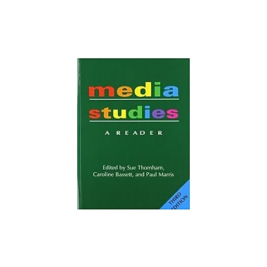 Media Studies: A Reader -- 3rd Edition