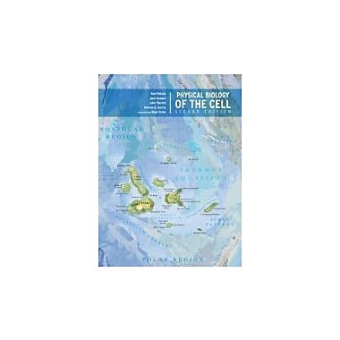 Physical Biology of the Cell, Used Book (9780815344506)