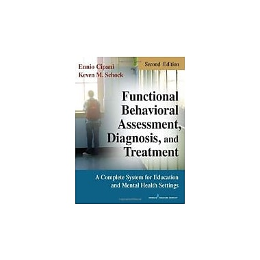 Functional Behavioral Assessment, Diagnosis, and Treatment, 2nd Edition, New (9780826106049)