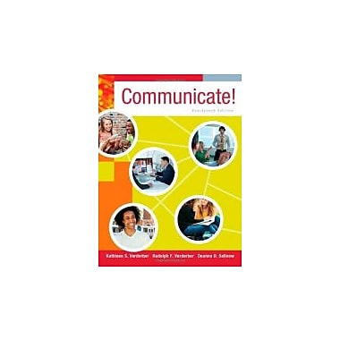 Communicate!, Used Book (9780840028167)