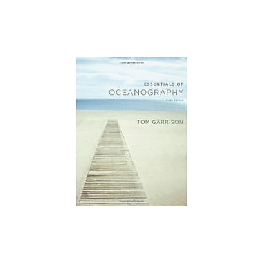 Essentials of Oceanography, New Book, (840061552)