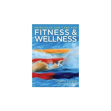 Principles and Labs for Fitness and Wellness, New Book (9780840069450)