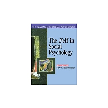 Self in Social Psychology: Key Readings (Key Readings in Social Psychology), Used Book (9780863775734)