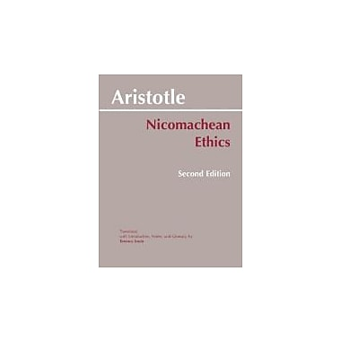 Nicomachean Ethics, Used Book (9780872204645)