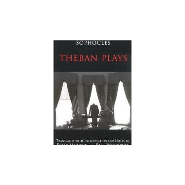 Theban Plays, New Book (9780872205857)