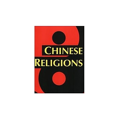 Chinese Religions, New Book (9780883448755)