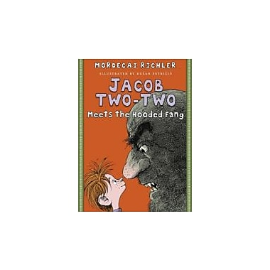 Jacob Two-Two Meets the Hooded Fang, New Book (9780887769252)