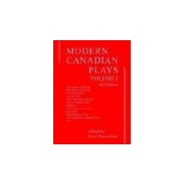 Modern Canadian Plays: Volume 2, Used Book (9780889224377)