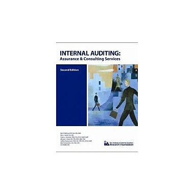 Internal Auditing: Assurance and Consulting Services, 2nd Edition, New Book (9780894136436)