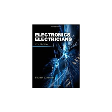 Electronics for Electricians, New Book (9781111127800)