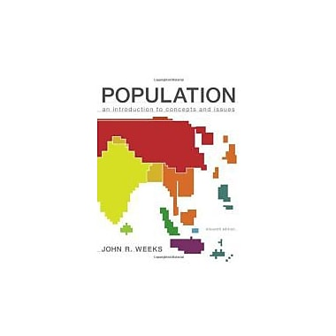 Population: An Introduction to Concepts and Issues, Used Book (9781111185978)