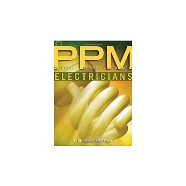Practical Problems in Mathematics for Electricians, Used Book (9781111313470)