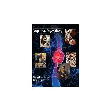 Cognitive Psychology, New Book (9781111344764)