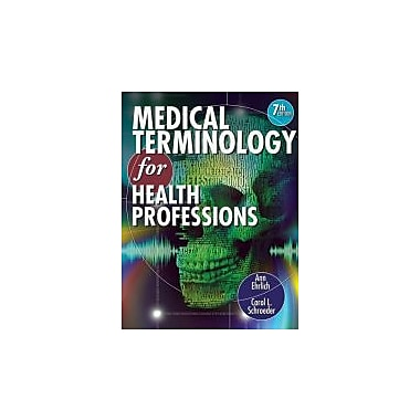 Medical Terminology for Health Professions (Flexible Solutions - Your Key to Success), New (9781111543273)
