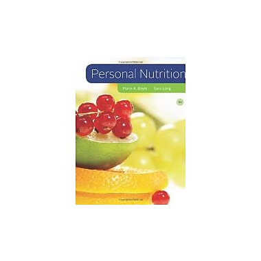Personal Nutrition, Used Book (9781111571139)