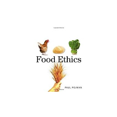 Food Ethics, Used Book (9781111772307)