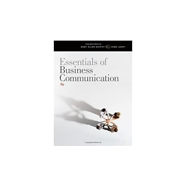 Essentials of Business Communication, Used Book (9781111821227)