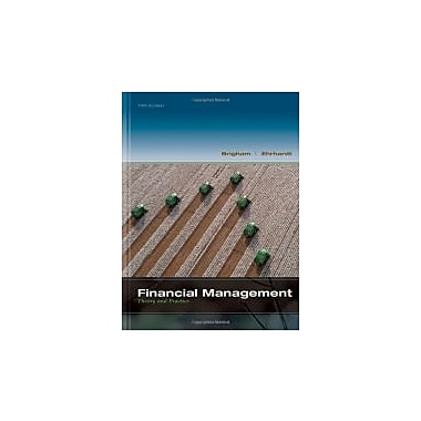 Financial Management: Theory & Practice, New (9781111972202)