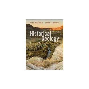 Historical Geology, New Book (9781111987299)