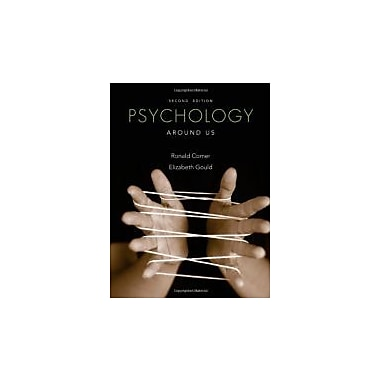 Psychology Around Us, 2nd Edition, New Book (9781118012079)