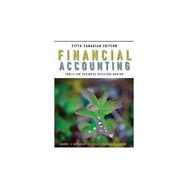 Financial Acct Tools for Busin, New Book (9781118024492)