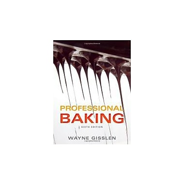 Professional Baking, New Book (9781118083741)
