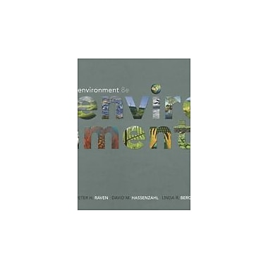 Environment, Used Book, (1118138104)