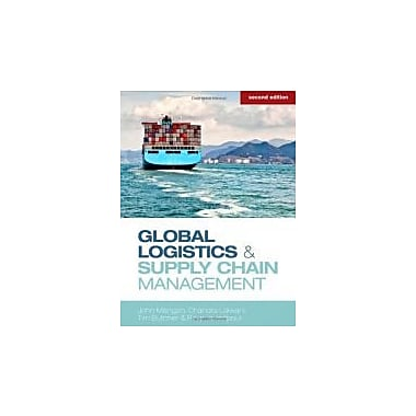 Global Logistics and Supply Chain Management, New Book (9781119998846)