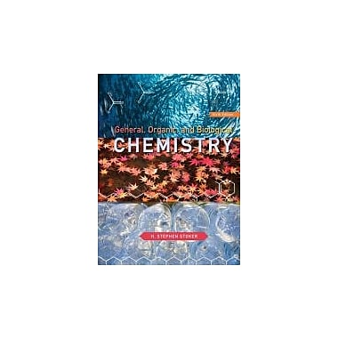 General, Organic, and Biological Chemistry, New Book (9781133103943)
