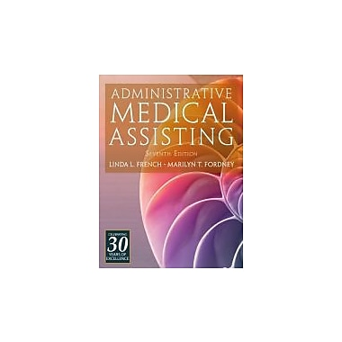 Administrative Medical Assisting (with Premium Web Site Printed Access Card), New Book (9781133133926)
