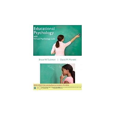 Educational Psychology w/Virtual Psychology Labs, New (9781133309260)