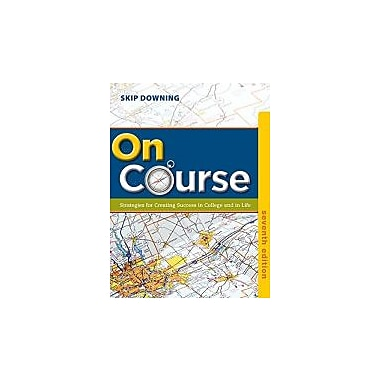 On Course: Strategies for Creating Success in College and in Life (Textbook-Specific Csfi), Used Book (9781133309734)