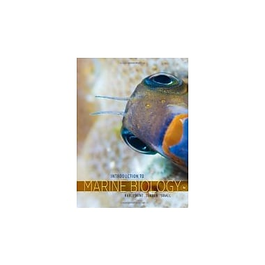 Introduction to Marine Biology, New Book (9781133364467)