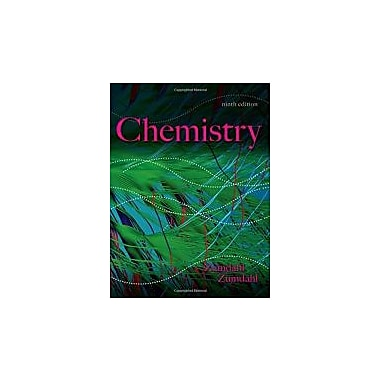 Chemistry, New Book (9781133611097)