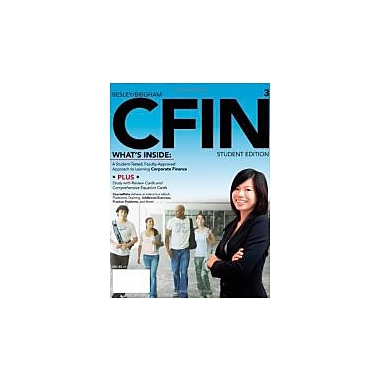 CFIN 3 (with CourseMate Printed Access Card), Used Book (9781133626404)