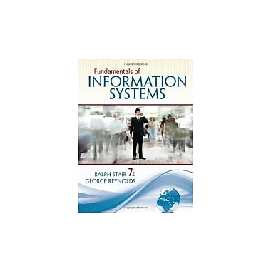 Fundamentals of Information Systems, Used Book (9781133629627)