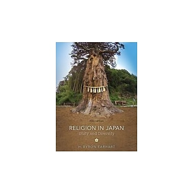Religion in Japan: Unity and Diversity, New Book (9781133934813)