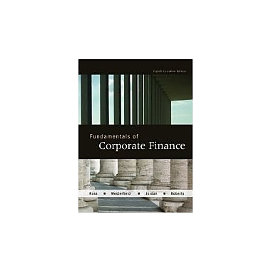 Fundamentals of Corporate Finance with Connect Access Card, Used Book (9781259066689)