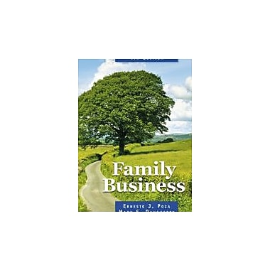 Family Business, New Book (9781285056821)