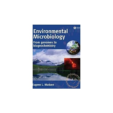 Environmental Microbiology: From Genomes to Biogeochemistry, Used Book (9781405136471)