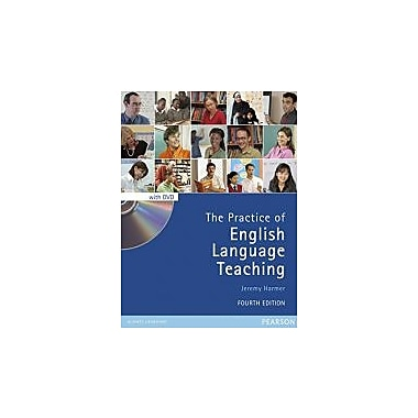 The Practice of English Language Teaching w/DVD, New (9781405853118)