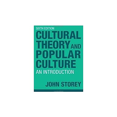 Cultural Theory and Popular Culture: An Introduction, New Book (9781408285275)