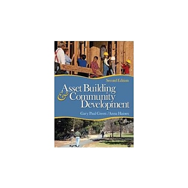 Asset Building and Community Development, New Book (9781412951340)