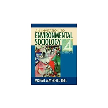 An Invitation to Environmental Sociology, Used Book (9781412990530)