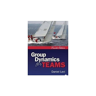 Group Dynamics for Teams (1412999537)